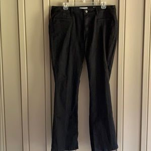 Sonoma Goods for Life Slim Boot Pants size 14